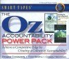 Oz Power Pack: The Oz Principle/Journey to the Emerald City (Smart Tapes) - Roger Connors, Tom Smith, Roger Conners