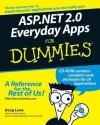 ASP.Net 2.0 Everyday Apps for Dummies - Doug Lowe