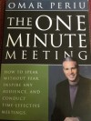 The One Minute Meeting - Omar Periu