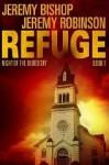 Refuge: Night of the Blood Sky - Jeremy Bishop