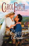 McCavett's Bride - Carol Finch