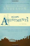 Minor Adjustments - Rachael Anderson