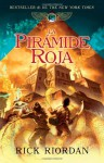 La Piramide Roja - Rick Riordan, Manu Viciano