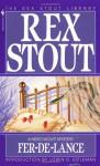 Fer-de-Lance - Rex Stout
