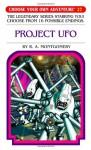 Project UFO - R.A. Montgomery, June Brigman