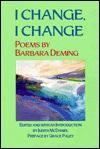 I Change, I Change - Barbara Deming