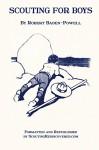 Scouting for Boys: A Handbook for Instruction in Good Citizenship Through Woodcraft - Robert Baden-Powell, Enoch Heise