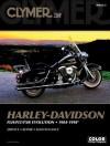 Clymer Harley Davidson Flh/flt/fxr Evolution 1984-1998 (Clymer Motorcycle Repair) - Clymer Publishing, Ed Scott