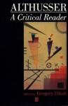 Althusser - Gregory Elliott