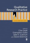 Qualitative Research Practice: Concise Paperback Edition - Clive Seale, David Silverman, Jaber F F Gubrium, Giampietro Gobo