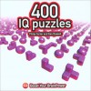 400 IQ Puzzles - Philip J. Carter, Kenneth A. Russell