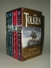 The Hobbit and The Lord of the Rings - 4 Vols. (Boxed) - J.R.R. Tolkien