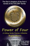 Power of Four - Regina Morris