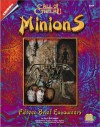Minions: Fifteen Brief Encounters (Call of Cthulhu) - Paul McConnell