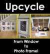 Upcycle: From Vintage Window to Modern Photo Display! (Do-It-Yourself Upcycle Projects) - Samantha Mantovani DiDomenico, Malibu Apps