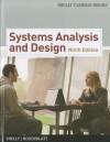 Systems Analysis and Design (Book Only) (Shelly Cashman) - Gary B. Shelly, Harry J. Rosenblatt
