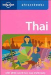 Thai: Lonely Planet Phrasebook - Bruce Evans, Lonely Planet Phrasebooks