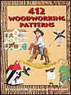 412 Woodworking Patterns - The Editors of FC & A