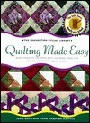 Quilting Made Easy - Jodie Davis, Linda Hampton Schiffer