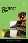 Contract Lawcards 2010-2011 - Routledge Chapman Hall