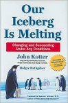 Our Iceberg Is Melting - John P. Kotter, Peter Mueller, Spencer Johnson, Holger Rathgeber