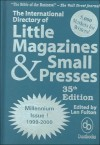 The International Directory of Little Magazines & Small Presses 2008-2009 (International Directory of Little Magazines and Small Presses) - Len Fulton