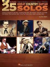 25 Great Country Guitar Solos [With CD (Audio)] - Dave Rubin