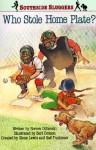 Who Stole Home Plate?: A Southside Sluggers Baseball Mystery - Steven Otfinoski
