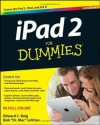 iPad 2 For Dummies - Edward C. Baig, Bob LeVitus