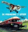 De Robinsons van het spoor - André Franquin, Yvan Delporte, Jidéhem