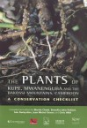 Plants of Kupe, Mwanenguba and the Bakossi Mountains, Cameroon: a conservation checklist: A Conservation Checklist - Martin Cheek, Benedict John Pollard, Iain Darbyshire, Jean-Michel Onana