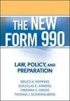 New Form 990 - Bruce Hopkins, Virginia Gross, Douglas Anning, Thomas Schenkelberg