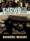 Showa 1939-1944: A History of Japan - Shigeru Mizuki, Zack Davisson
