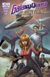 Galaxy Quest Journey Continues #3 (of 4) Subscription Variant - Erik Burnham