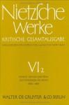 Jenseits von Gut und Böse/Zur Geneologie der Moral - Friedrich Nietzsche, Mazzino Montinari, Giorgio Colli