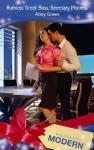 Ruthless Greek Boss, Secretary Mistress (Modern Romance) - Abby Green