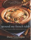 Around My French Table: More Than 300 Recipes from My Home to Yours - Dorie Greenspan, Alan Richardson