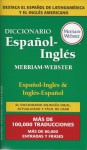 Diccionario Espanol-Ingles Merriam-Webster - Merriam-Webster