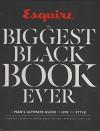 The Biggest Black Book Ever - Esquire