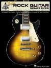 Best Rock Guitar Songs Ever - Hal Leonard Publishing Company