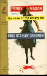 Perry Mason Solves the Case of the Empty Tin - Erle Stanley Gardner
