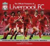 The Official Treasures of Liverpool FC - David Walmsley, Stephen Done
