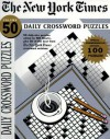 The New York Times Daily Crossword Puzzles, Volume 50 (NY Times) - Will Shortz