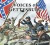 Voices of Gettysburg - Sherry Garland, Judith Hierstein