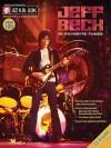 Jeff Beck: Jazz Play-Along Volume 135 - Jeff Beck