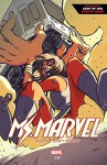 Ms. Marvel (2015-) #4 - Nico Leon, G. Willow Wilson, David López