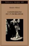 Confessioni di un borghese - Sándor Márai, Marinella D'Alessandro