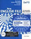 New English file Pre-Intermediate Matura Workbook - Clive Oxenden, Paul Seligson, Latham Koenig Christina