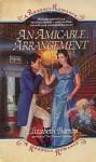 An Amicable Arrangement - Elizabeth Barron