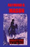 Brimstone; End Of The Trail (Quirt Adams Adventure Series) - Raymond Mason